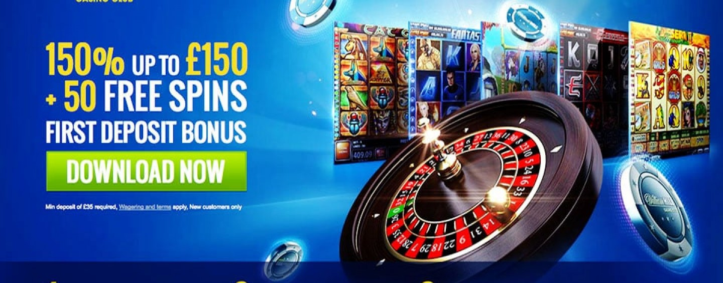 william hill casino club bonus