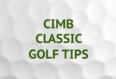 CIMB Classic Golf Tips & Betting Preview