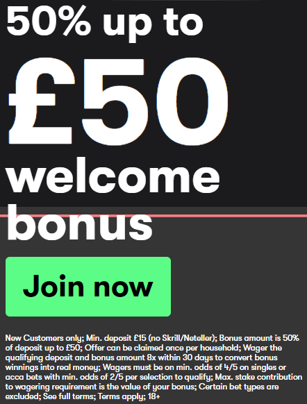 10bet Welcome Offer