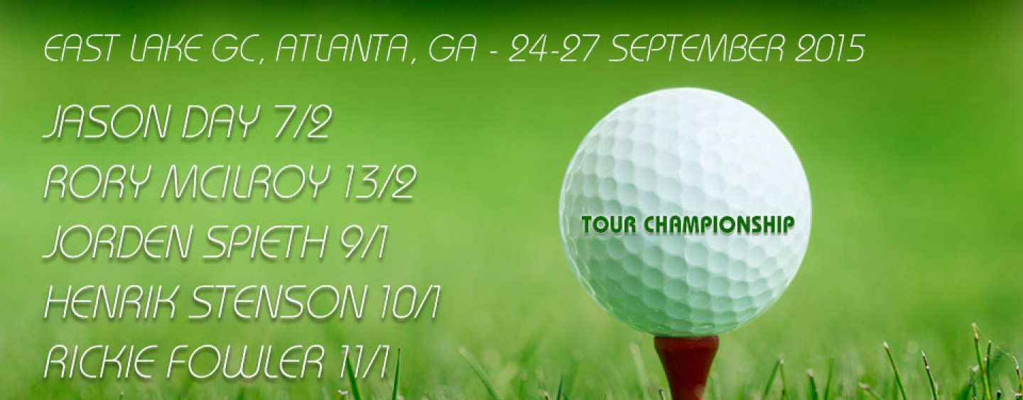 Tour Championship Golf Tips And Preview – Fedex Cup 2015