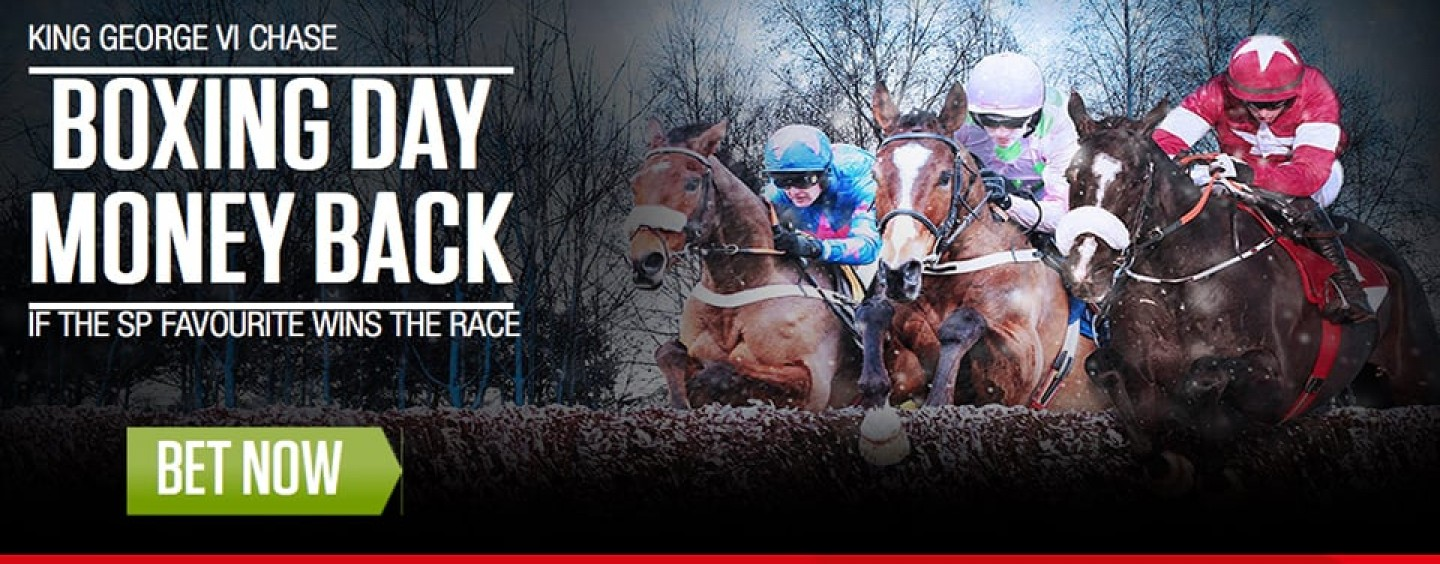 King George VI Chase Bookmaker Offers 2015