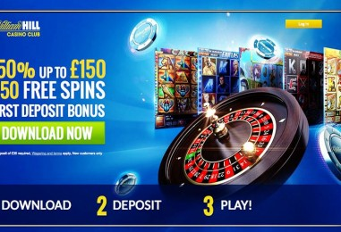 William Hill Casino Club Promotions and Bonuses