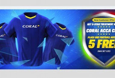 Coral Acca Club New Customer Offer