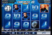 Play Free Slots Fantastic Four
