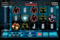 Play Free Slots Iron Man 3