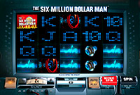 Play Free Slots Six Million Dollar Man