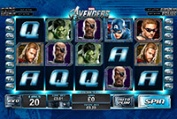 Play Free Slots The Avengers