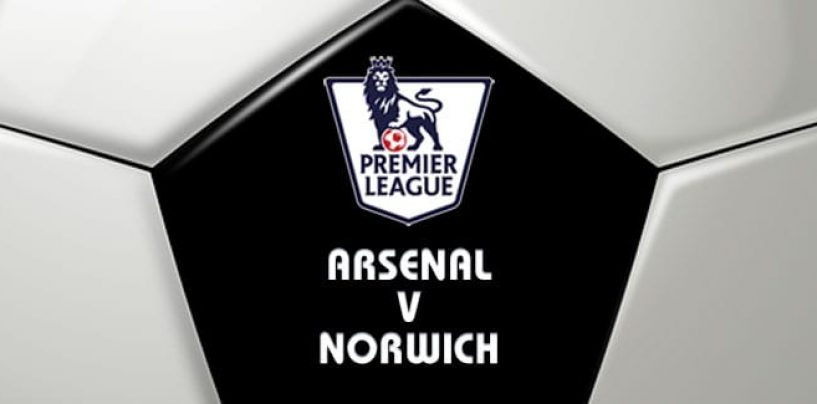 Arsenal v Norwich Football Betting Preview & Tips
