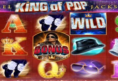 Leo Vegas New Michael Jackson King of Pop Slot Game
