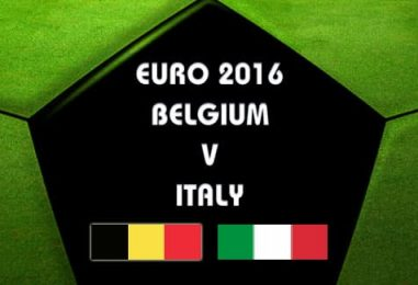 Belgium v Italy Betting Tips And Preview Euro 2016