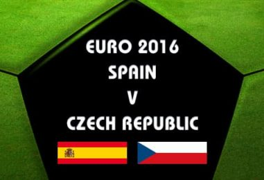 Spain v Czech Republic Betting Tips And Preview Euro 2016