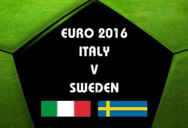 Italy v Sweden Betting Tips & Preview Euro 2016