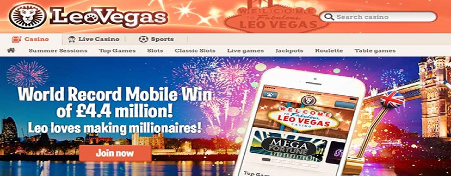 LeoVegas Casino Promotions & Offers | Bonus Spins