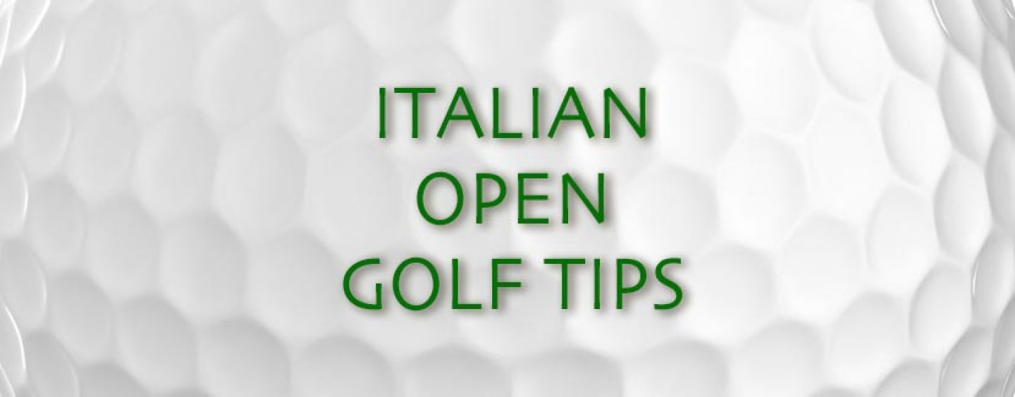 Italian Open Golf Tips & Betting Preview 15.9.16