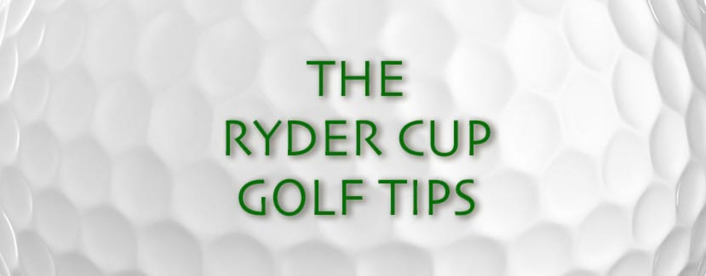 The 2016 Ryder Cup Betting Tips & Preview