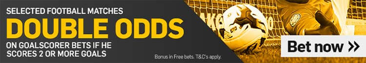 Betfair Double Your Odds Offer