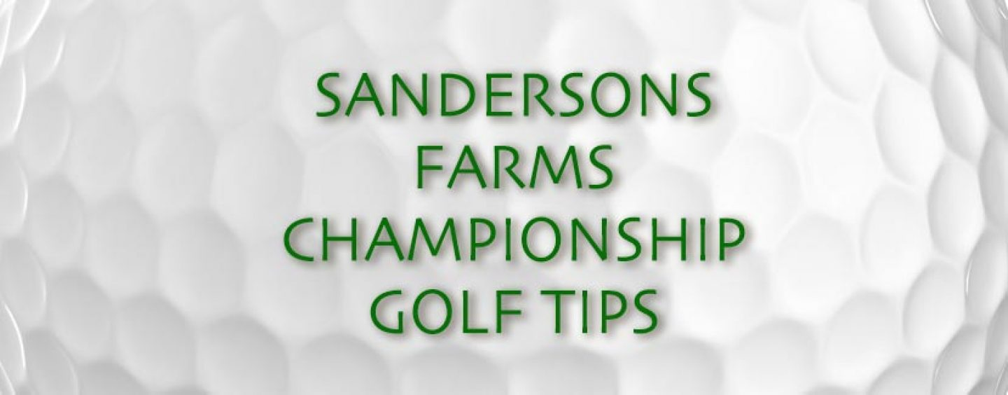 Sandersons Farms Championship Golf Tips & Betting Odds
