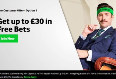 Betway Free Bet Offer