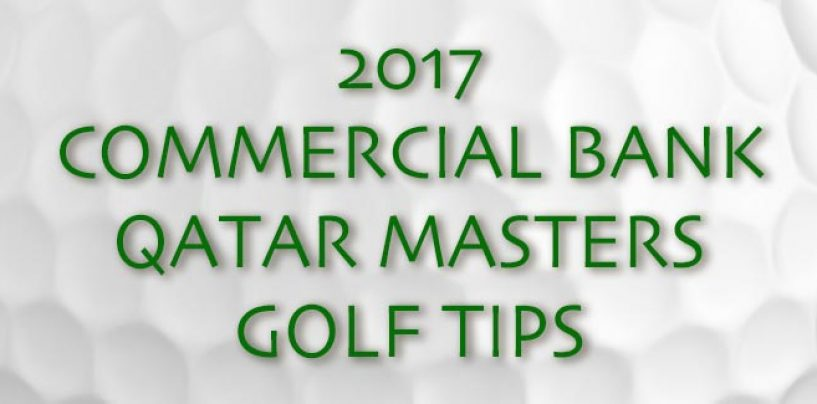 Commercial Bank Qatar Masters Golf Betting Tips And Preview