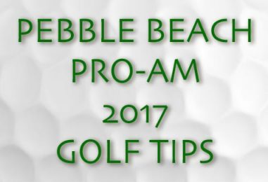 AT&T Pebble Beach Pro-Am Tips Golf Betting Preview