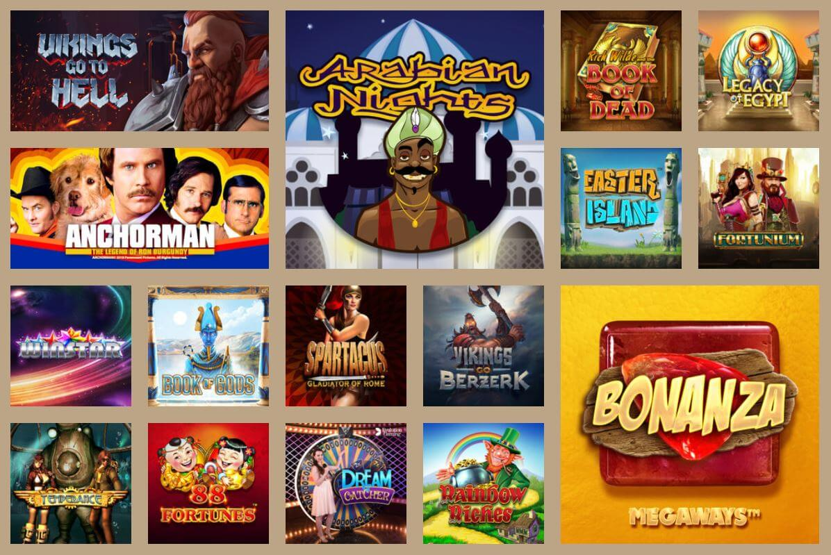 Cozino Casino Games