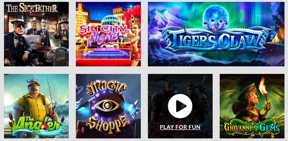 Jackpot Fortune Casino Games